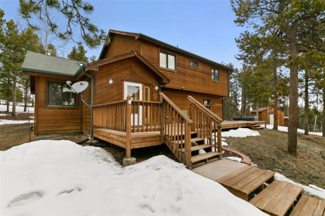 31895 Griffin Drive, Conifer, CO 80433 (#8443646) :: The DeGrood Team