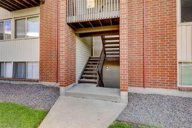 3653 S Sheridan Boulevard #8, Lakewood, CO 80235 (#8448642) :: Bring Home Denver with Keller Williams Downtown Realty LLC
