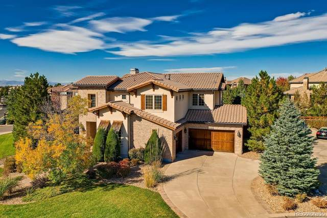 9680 S Shadow Hill Circle, Lone Tree, CO 80124 (#8454265) :: The HomeSmiths Team - Keller Williams