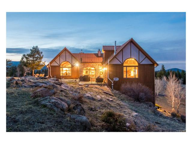 12441 Richmond Court, Conifer, CO 80433 (MLS #8454649) :: 8z Real Estate
