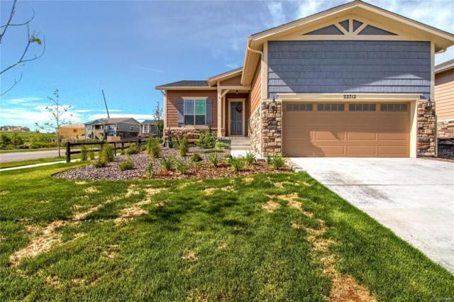 22712 E Del Norte Drive, Aurora, CO 80016 (MLS #8456529) :: 8z Real Estate
