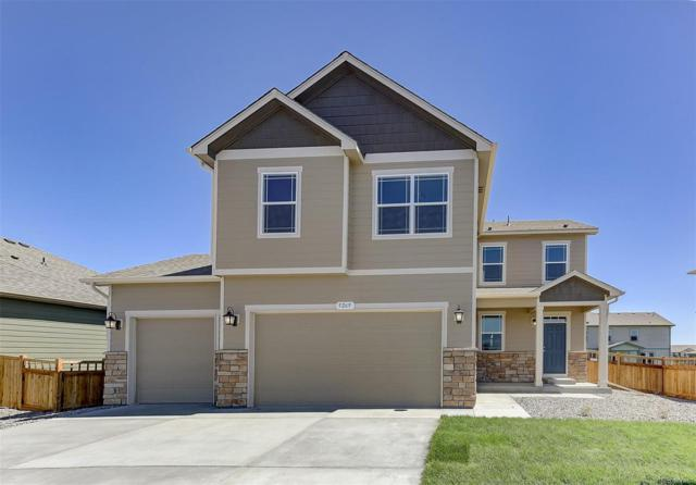 5269 Silver Maple Street, Brighton, CO 80601 (#8457522) :: The Pete Cook Home Group