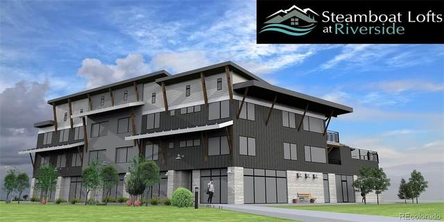 2507 Riverside Drive #303, Steamboat Springs, CO 80487 (#8458481) :: Bring Home Denver with Keller Williams Downtown Realty LLC