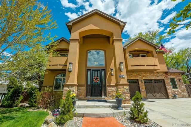 6182 S Grant Street, Centennial, CO 80121 (#8464934) :: Compass Colorado Realty