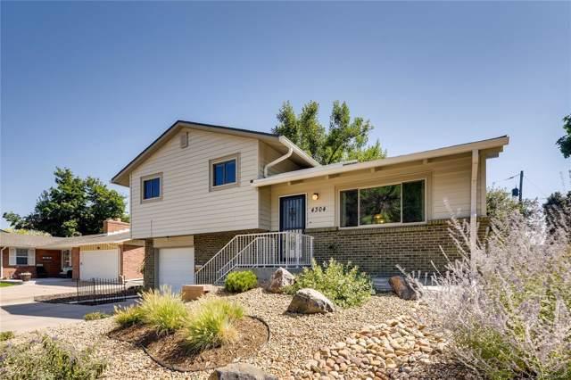 4304 W Roanoke Place, Denver, CO 80236 (MLS #8466947) :: 8z Real Estate
