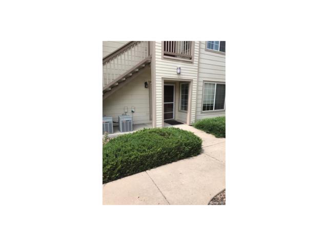 8755 W Berry Avenue #102, Littleton, CO 80123 (MLS #8468062) :: 8z Real Estate