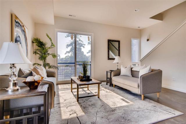 1278 E Asbury Avenue, Denver, CO 80210 (#8468667) :: The Pete Cook Home Group
