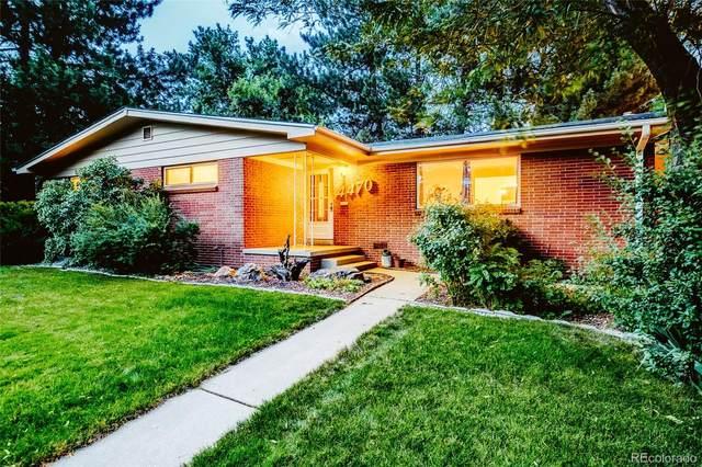 4470 Cody Street, Wheat Ridge, CO 80033 (MLS #8470981) :: Clare Day with Keller Williams Advantage Realty LLC