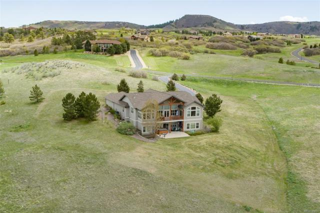 3959 Bell Mountain Drive, Castle Rock, CO 80104 (#8473495) :: Bring Home Denver with Keller Williams Downtown Realty LLC
