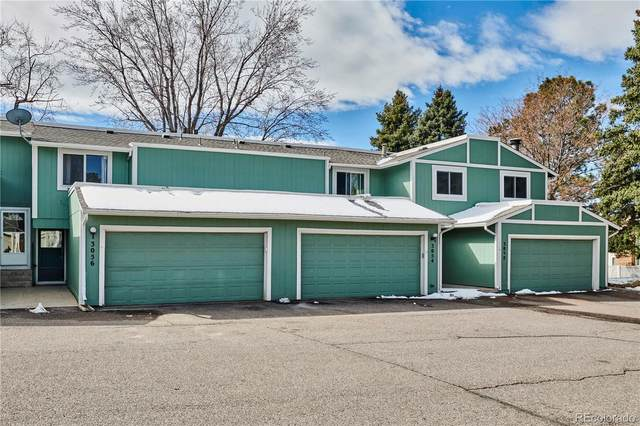 3056 S Macon Circle, Aurora, CO 80014 (#8475237) :: The HomeSmiths Team - Keller Williams