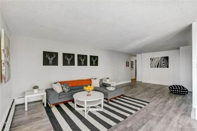 740 Pearl Street #306, Denver, CO 80203 (#8475375) :: Briggs American Properties