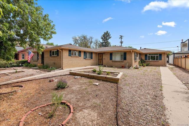 1370/72/74 S Clarkson Street #1374, Denver, CO 80210 (MLS #8475721) :: 8z Real Estate