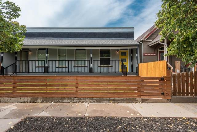 3717 Franklin Street, Denver, CO 80205 (MLS #8476838) :: 8z Real Estate