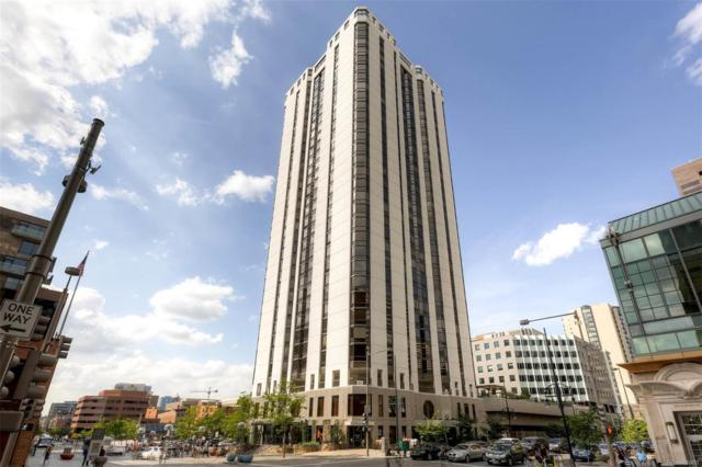 1625 Larimer Street #604, Denver, CO 80202 (MLS #8478607) :: 8z Real Estate