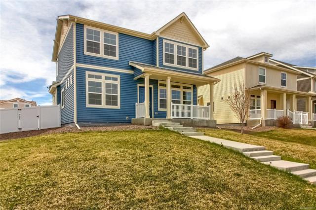 5006 Espana Way, Denver, CO 80249 (#8480535) :: Wisdom Real Estate