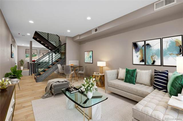 4469 Tennyson Street #11, Denver, CO 80212 (#8484280) :: Chateaux Realty Group