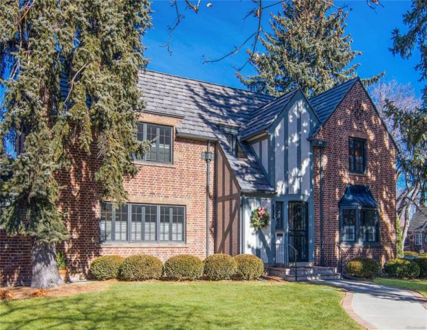3433 E 7th Avenue Parkway, Denver, CO 80206 (MLS #8485312) :: 8z Real Estate