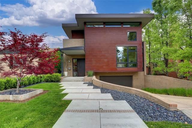 421 Dexter Street, Denver, CO 80220 (MLS #8485351) :: Keller Williams Realty