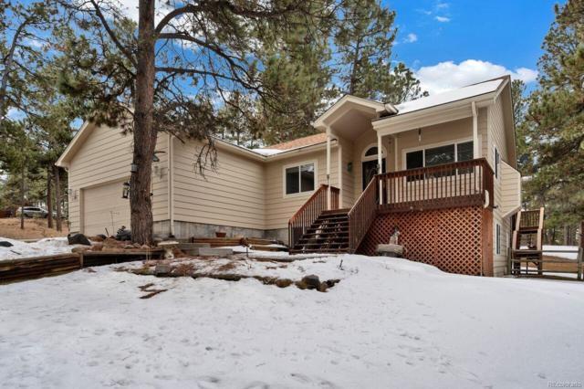 34103 Forest Park Drive, Elizabeth, CO 80107 (#8485785) :: Compass Colorado Realty