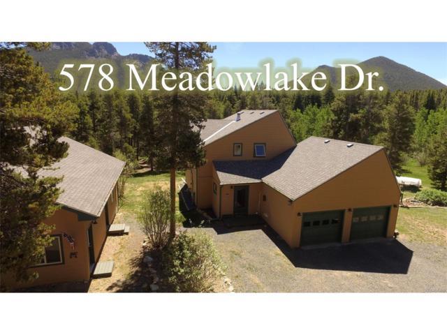 578 Meadowlake Drive, Black Hawk, CO 80422 (MLS #8488733) :: 8z Real Estate