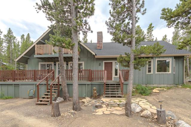 274 Upper Forest Road, Idaho Springs, CO 80452 (#8489572) :: 5281 Exclusive Homes Realty