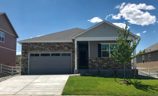 6005 High Timber Circle, Castle Rock, CO 80104 (MLS #8489822) :: 8z Real Estate