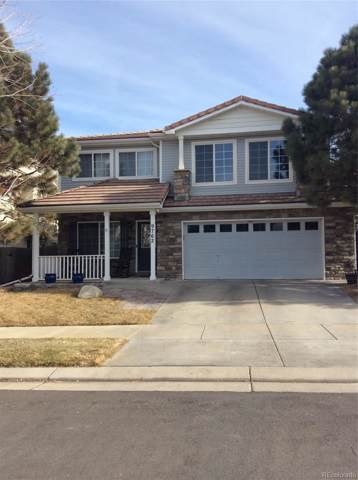 9762 Chambers Drive, Commerce City, CO 80022 (#8491436) :: The Peak Properties Group