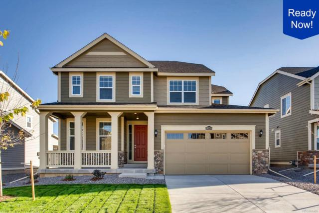 14850 Oslo Avenue, Parker, CO 80134 (#8492065) :: The Heyl Group at Keller Williams