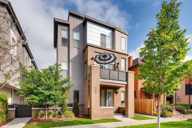 2331 Glenarm Place #5, Denver, CO 80205 (#8493382) :: The Healey Group