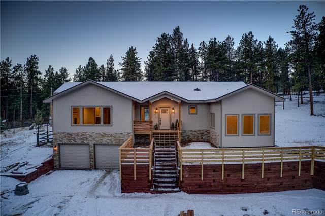 2 Granada Way, Pine, CO 80470 (#8495504) :: The DeGrood Team