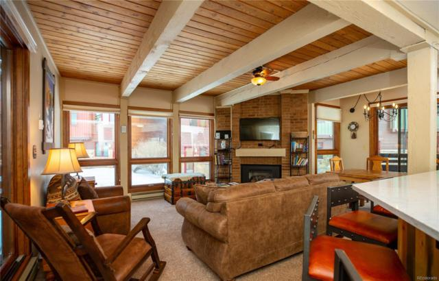 2700 Village Drive #206, Steamboat Springs, CO 80487 (#8497095) :: The HomeSmiths Team - Keller Williams