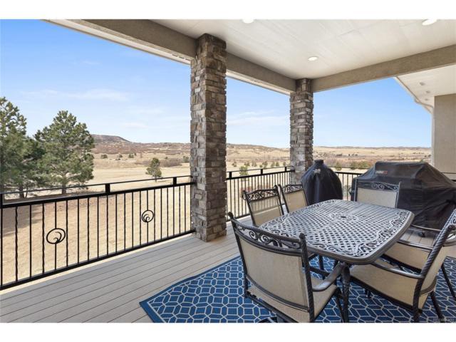 4757 Mariposa Road, Castle Rock, CO 80104 (MLS #8497526) :: 8z Real Estate
