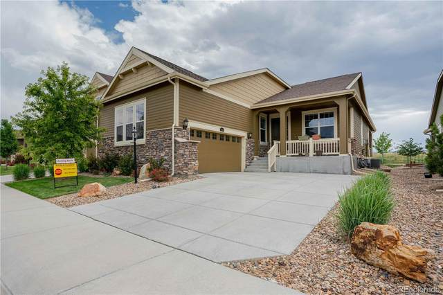 7506 E 148th Place, Thornton, CO 80602 (#8497659) :: Bring Home Denver with Keller Williams Downtown Realty LLC