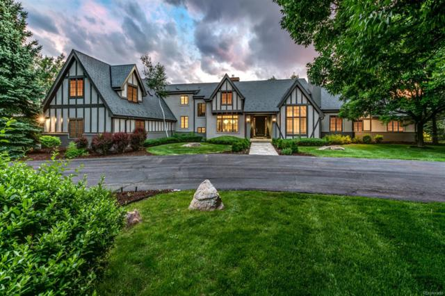 5701 E Stanford Drive, Cherry Hills Village, CO 80111 (#8499025) :: The City and Mountains Group