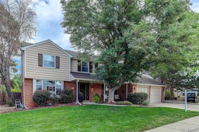 7470 S Newport Way, Centennial, CO 80112 (MLS #8499301) :: 8z Real Estate
