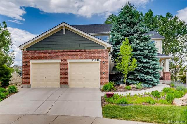 12936 Arezzo Circle, Parker, CO 80134 (#8500095) :: Mile High Luxury Real Estate
