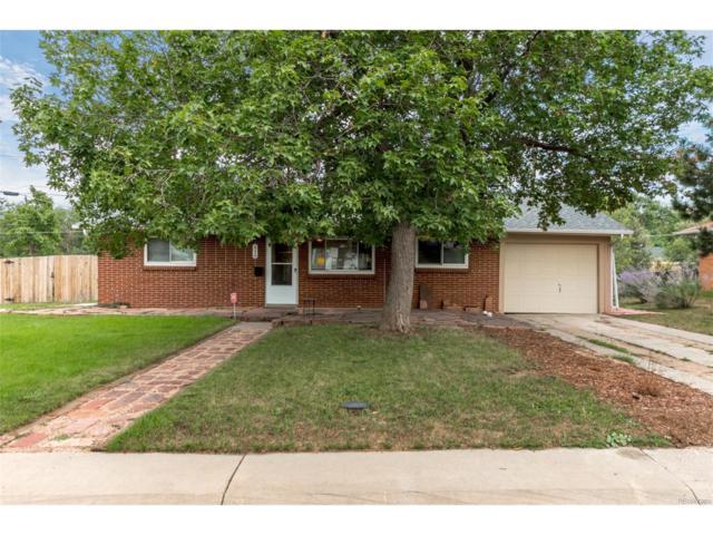 110 S Fenton Street, Lakewood, CO 80226 (MLS #8501723) :: 8z Real Estate