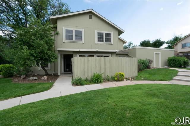 2698 E Easter Avenue, Centennial, CO 80122 (#8507979) :: The Griffith Home Team