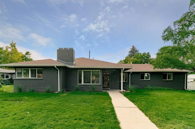 281 Magnolia Street, Denver, CO 80220 (#8513902) :: Wisdom Real Estate