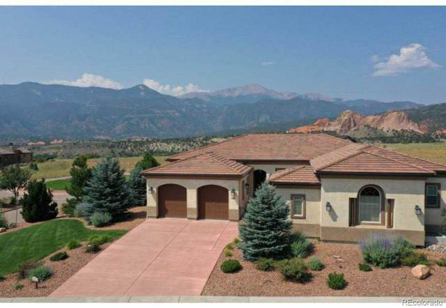 2912 Cathedral Park View, Colorado Springs, CO 80904 (#8524454) :: The HomeSmiths Team - Keller Williams
