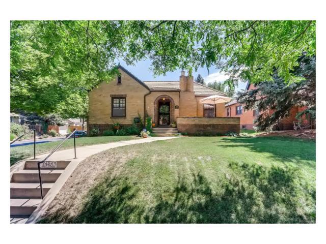 1390 Eudora Street, Denver, CO 80220 (MLS #8524755) :: 8z Real Estate