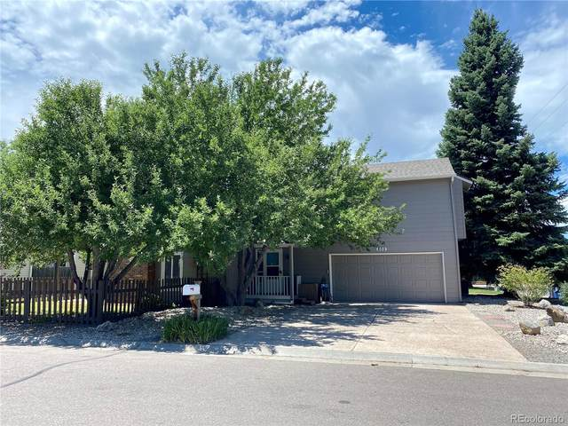 805 W Peakview Circle, Littleton, CO 80120 (#8527984) :: Bring Home Denver with Keller Williams Downtown Realty LLC