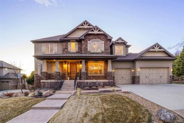 5409 Forest View Road, Parker, CO 80134 (MLS #8529889) :: 8z Real Estate