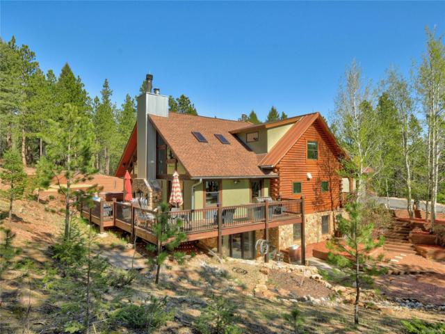 1305 Windflower Lane, Woodland Park, CO 80863 (#8530737) :: The Healey Group