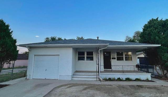 805 W Evans Avenue W, Pueblo, CO 81004 (#8531319) :: The DeGrood Team