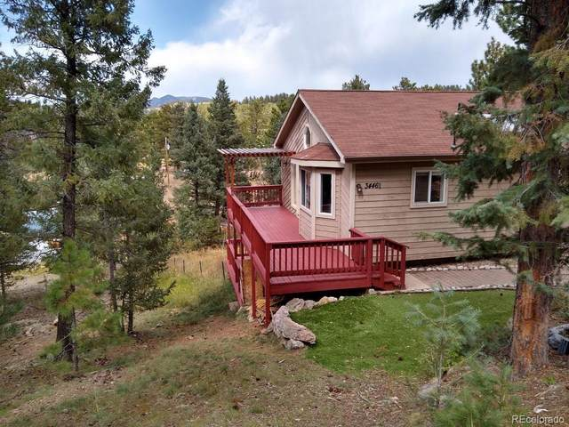 34461 Whispering Pines Trail, Pine, CO 80470 (#8531634) :: Own-Sweethome Team