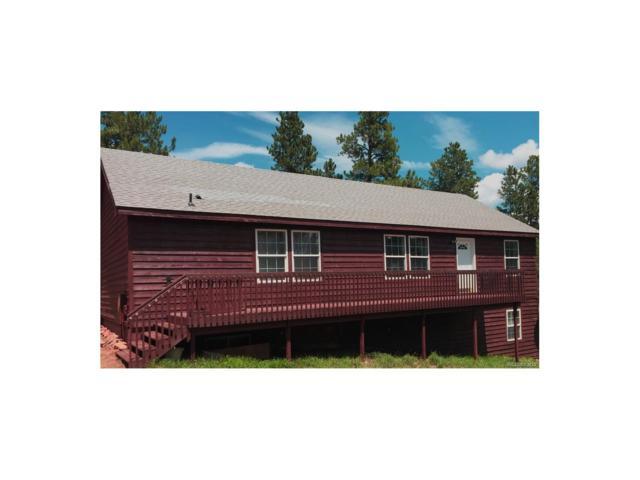 15438 Westcreek Road, Sedalia, CO 80135 (MLS #8533886) :: 8z Real Estate