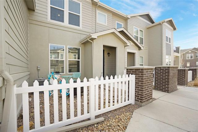 15561 W 64th Place C, Arvada, CO 80007 (#8534113) :: The Pete Cook Home Group