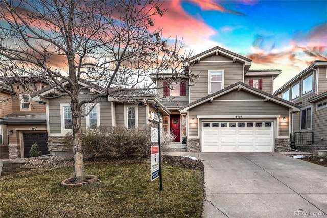 3415 Westbrook Lane, Highlands Ranch, CO 80129 (#8541387) :: The HomeSmiths Team - Keller Williams