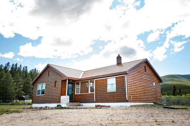 1917 Highway 300, Leadville, CO 80461 (#8544159) :: Kimberly Austin Properties